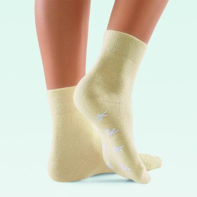 BORT kojinės su angora