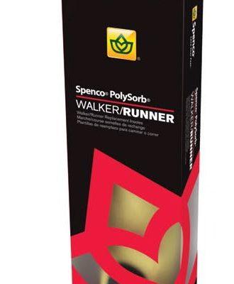 SPENCO POLYSORB® įdėklai vaikščiojimui, ėjimui ir bėgiojimui 1