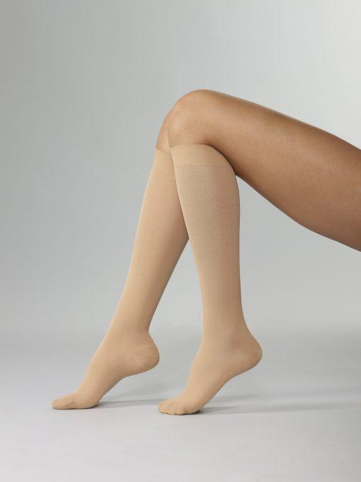 profilaktinės kojinės iki kelių