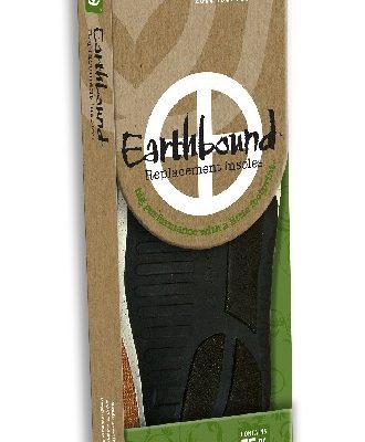 EARTHBOUND ekologiški įdėklai avalynei 1