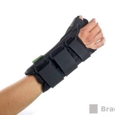 BraceID riešo ir nykščio įtvaras 1