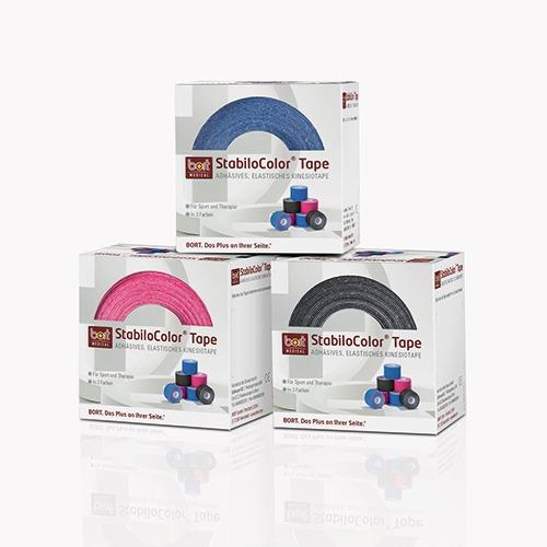 BORT StabiloColor® kineziologinis teipas