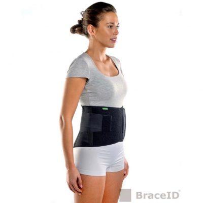 BraceID nugaros įtvaras su papildomu užsegimu 1